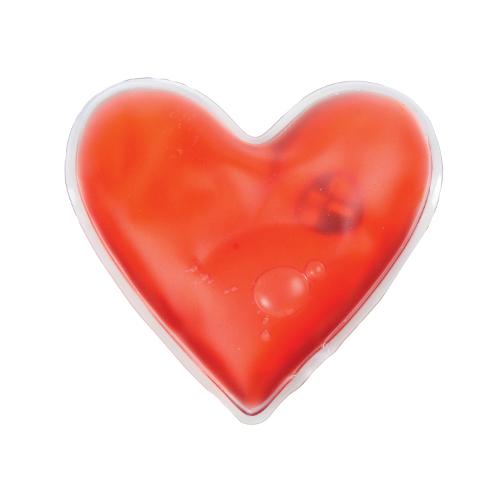 Scaldamani a forma di cuore