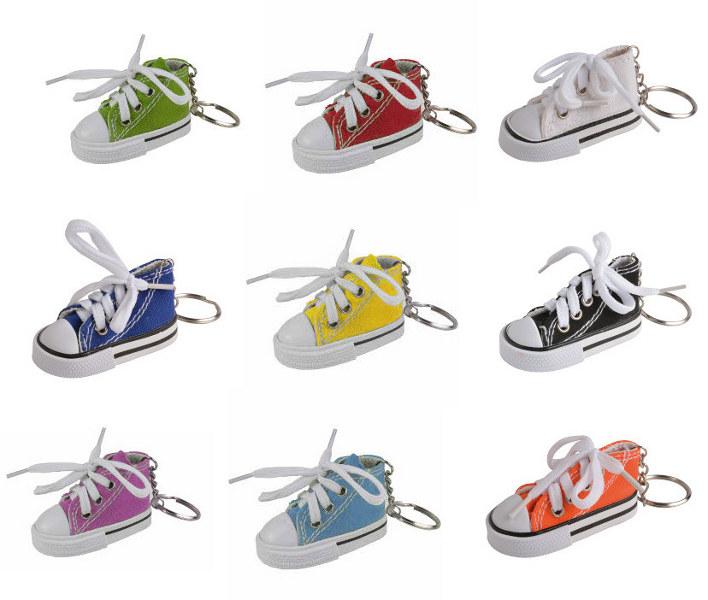 Portachiavi scarpa da ginnastica
