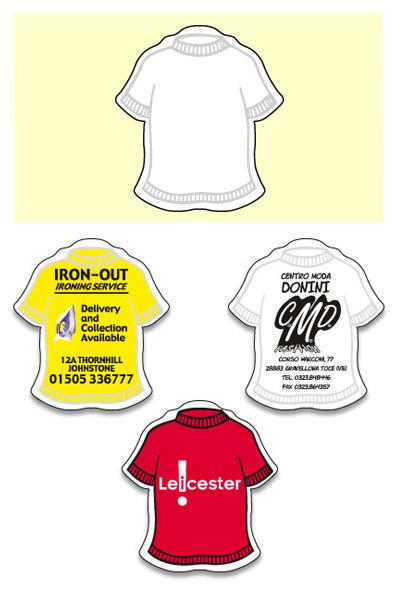 Magnete t-shirt