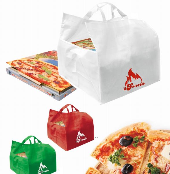 Borsa maxi porta pizza