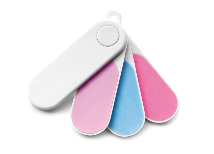 Set lime per unghie 4 pezzi