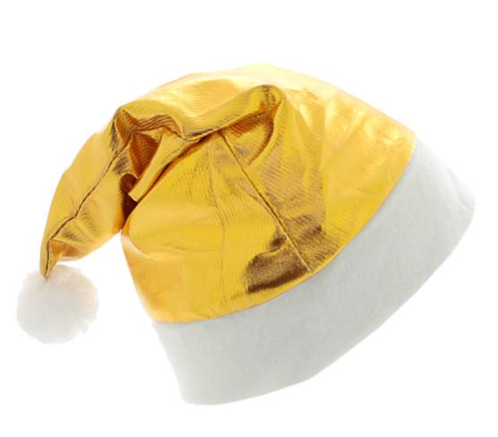 Cappellino metallizzato