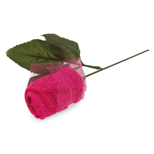 Rosa asciugamano