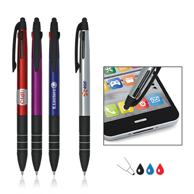 Penna 3 colori