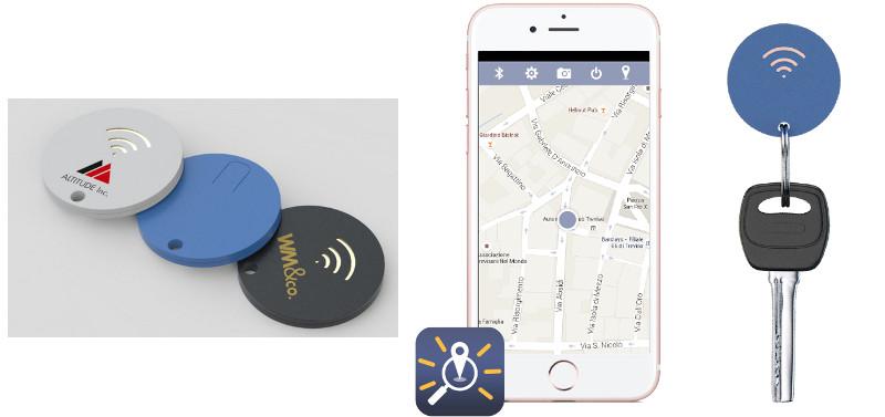 localizzatore Bluetooth