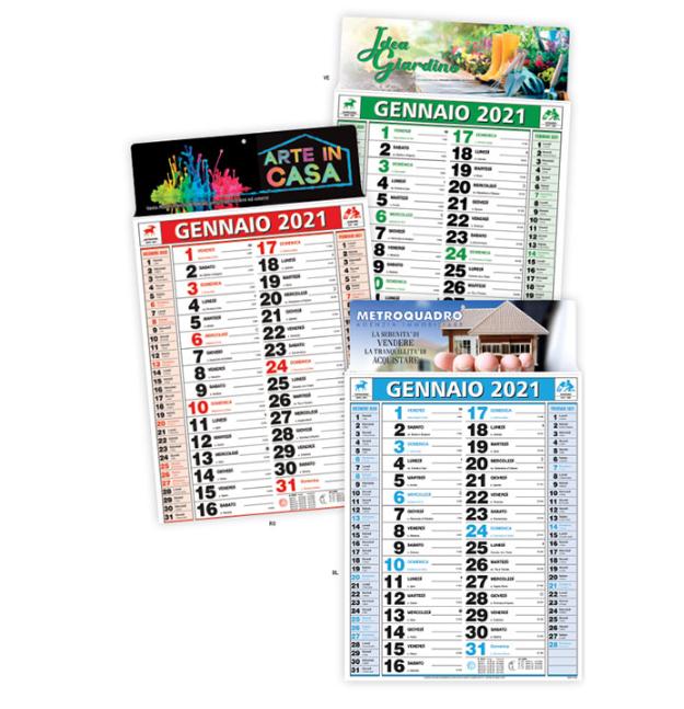 Calendario Olandese classico