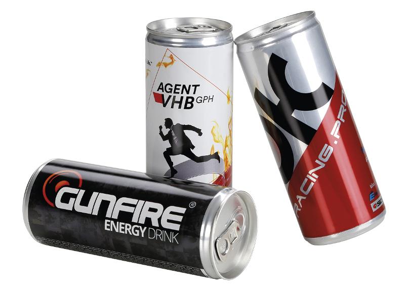 Bevanda energetica analcolica