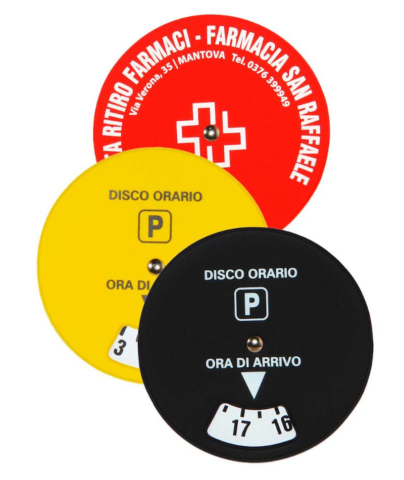 Disco orario c/st. standard