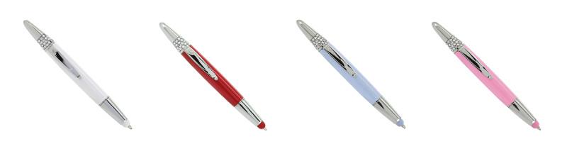 Penna touch cristalli