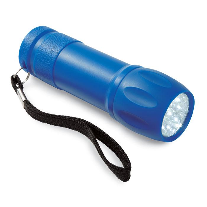 Torcia con 9 LED