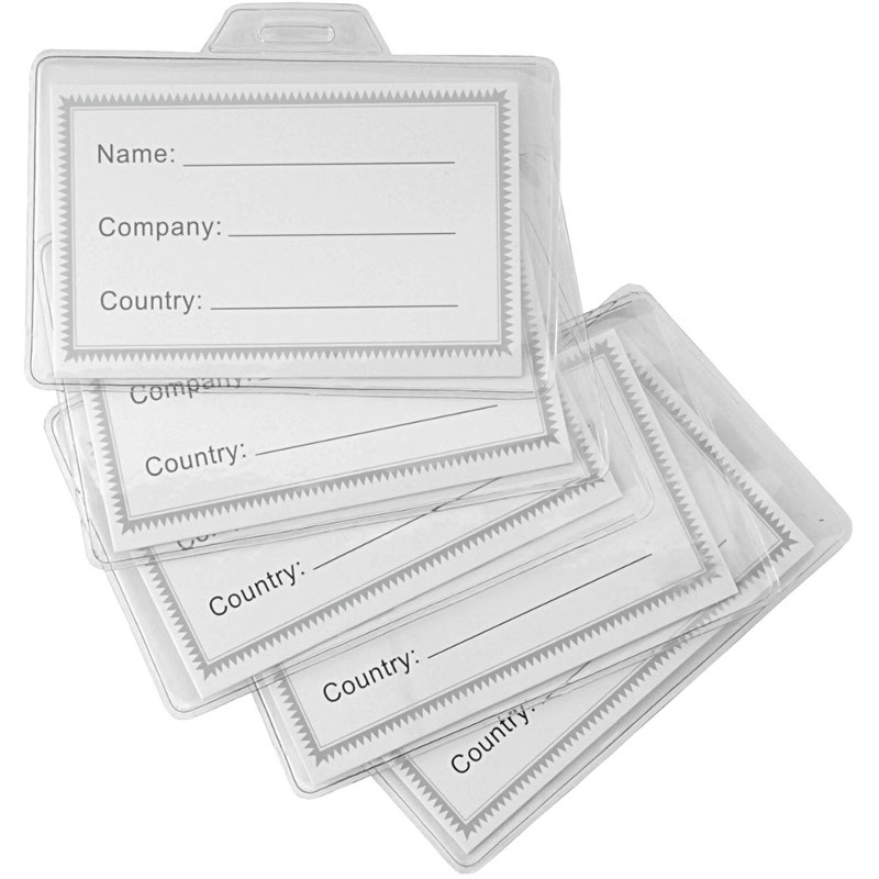 Porta-badge