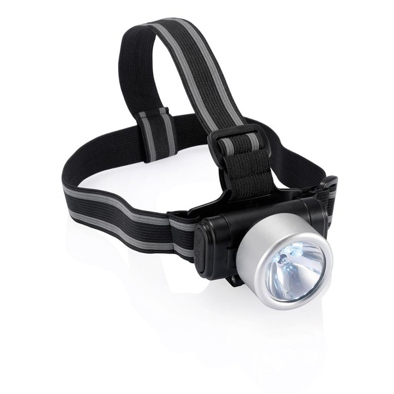 Torcia frontale con LED