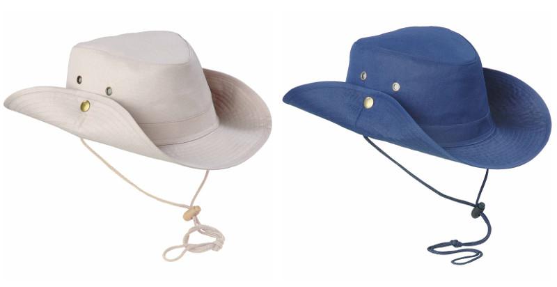 Cappello a tesa larga