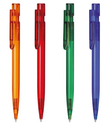 Penna trasparente