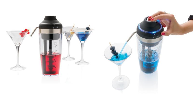 Mixer elettrico per cocktail