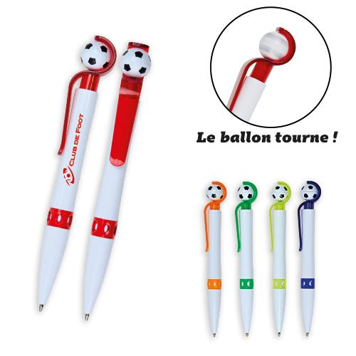 Penna a sfera calcio