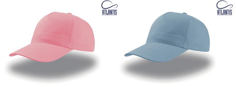 Cappellino 100% cotone