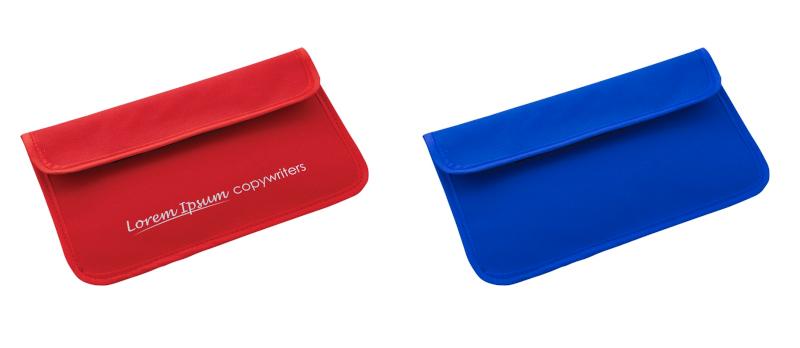 Custodia telefono protezione RFID
