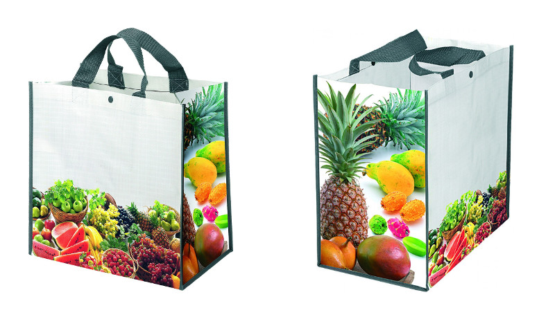 Borsa shopping frutta