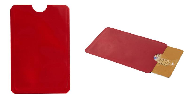 Custodia porta carta di credito RFID