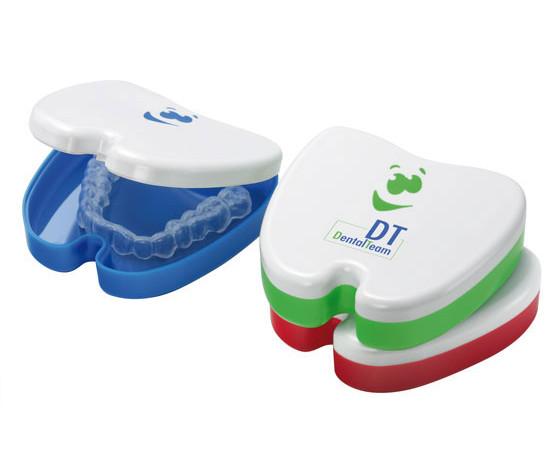Scatola per apparecchi dentali