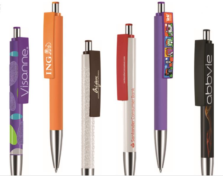 Penna con stampa a 360 gradi