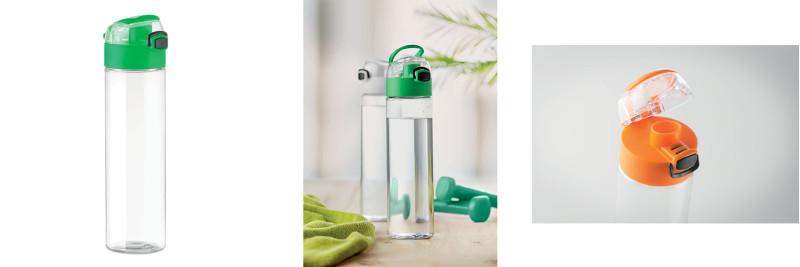 Bottiglia in PCTG da 600 ml