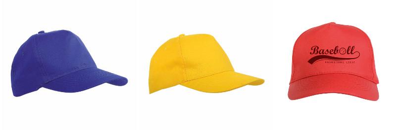 Cappellino in cotone