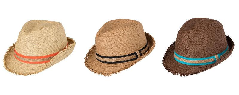 Cappello in vimini