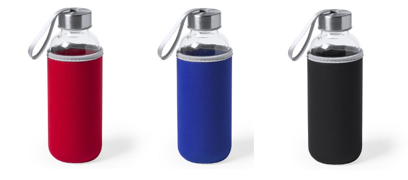 Borraccia in vetro da 420 ml