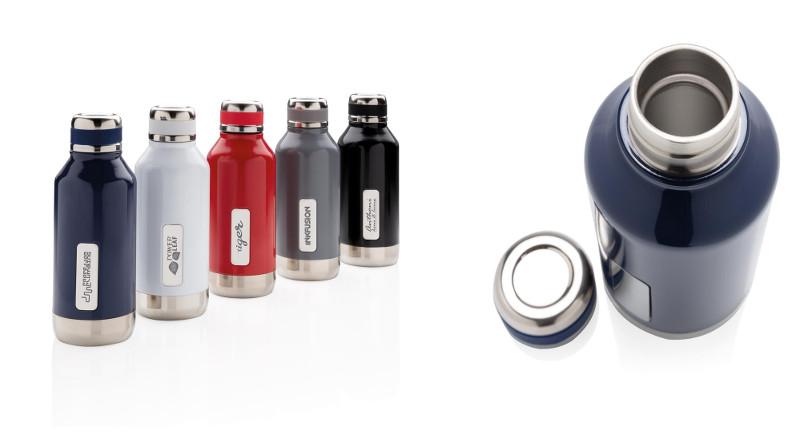 Bottiglia termica isolata a vuoto