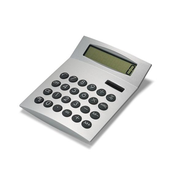 Calcolatrice Dual power