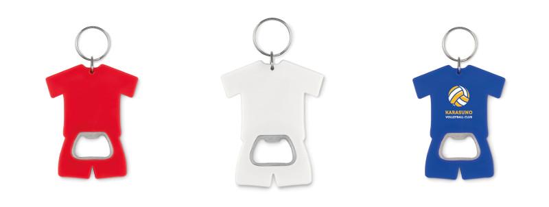 Apribottiglia a forma di t-shirt