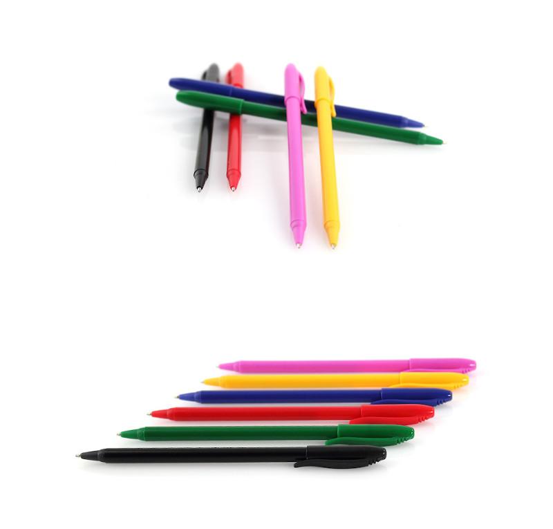 Set penne di 6 colori