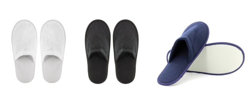 Pantofole antiscivolo