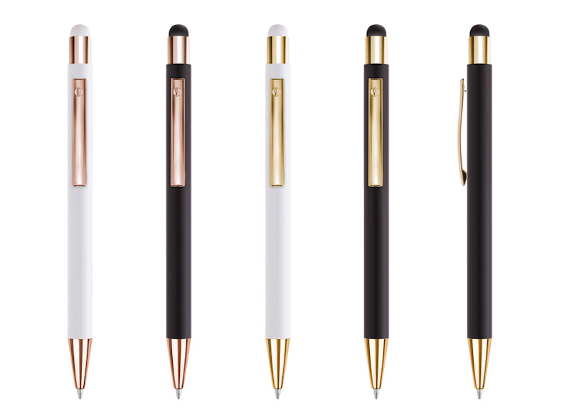 Penna in metallo
