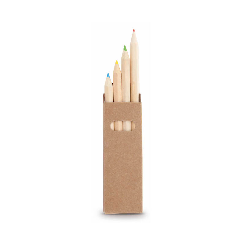 Set  4 matite