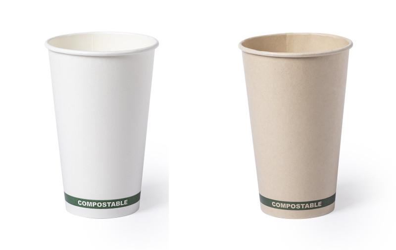 Bicchiere compostabile