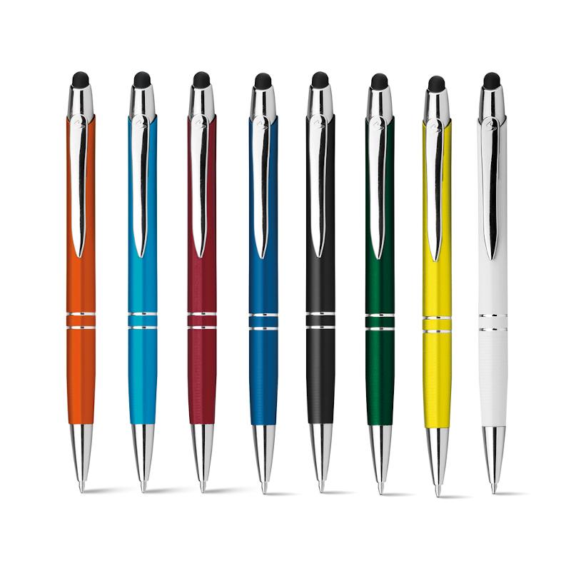 Penna con funzione touch pen