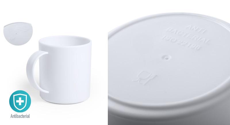 Tazza antibatterica