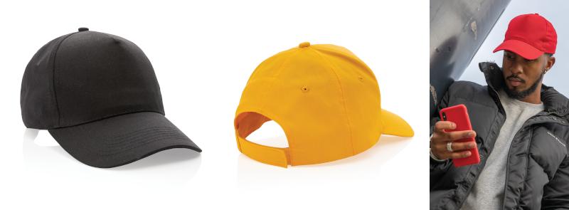 Cappellino sostenibile