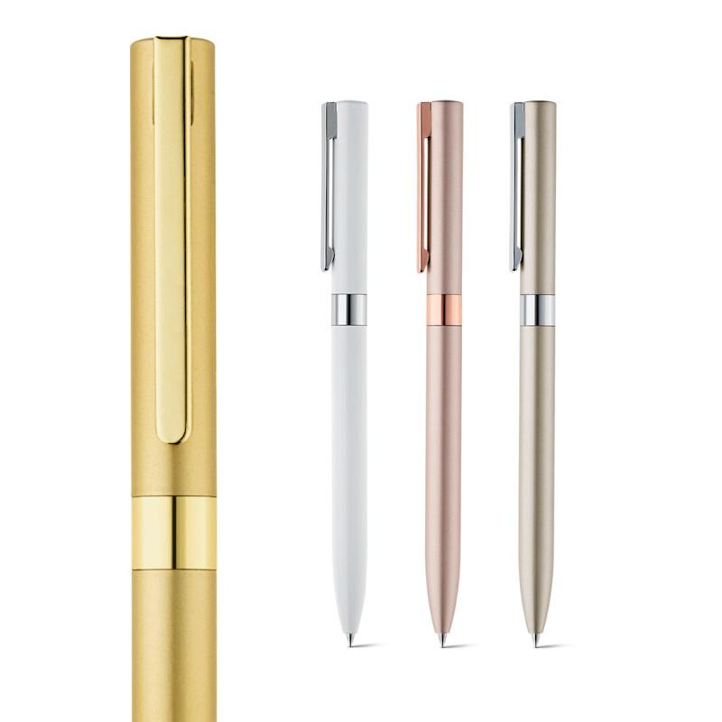 Penna in allumunio elegante