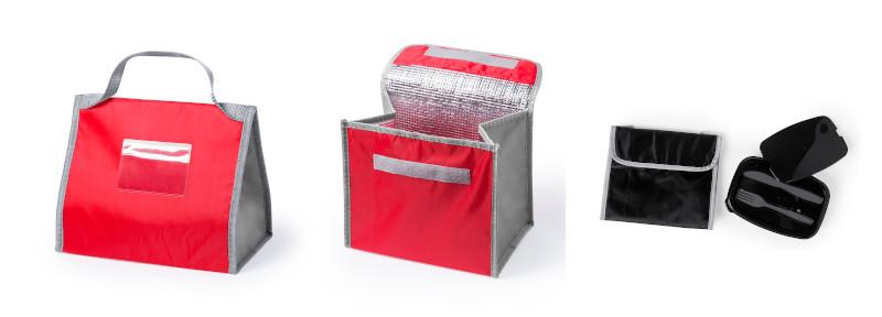 Borsa Frigo e scatola Pranzo