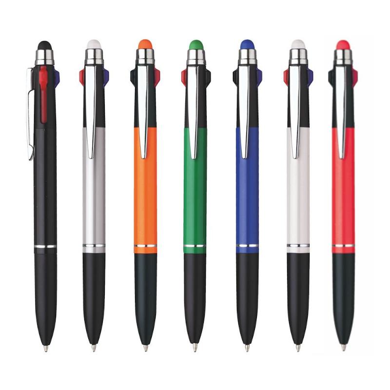 Touch penna in alluminio